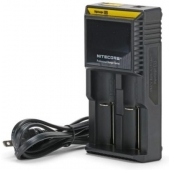 Nitecore Digicharger D2 Lader